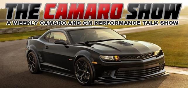 Camaro Charity