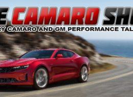 2020 Camaro